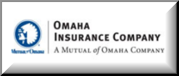 Omaha Insurance logo Button