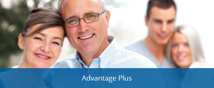 Advantage Plus Banner