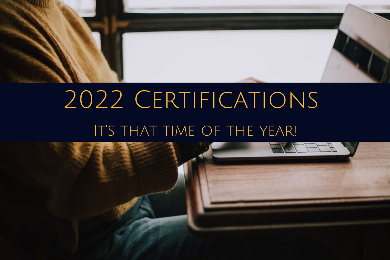 Prepare for 2022 Certifications – Release dates availablefor AHIP and carriers